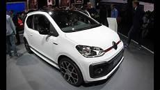 neues modell vw volkswagen vw up gti new model 2017 white colour