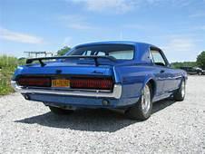 Seller Of Classic Cars  1968 Mercury Cougar Blue/Black