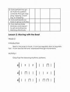 mapeh 3 learner s manual 1st quarter