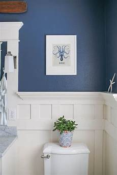 Small Bathroom Ideas Blue And White by Navy Blue And White Bathroom Home Decor White Bathroom