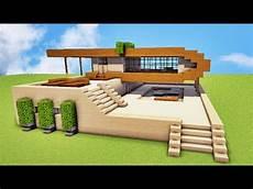 Tuto Maison Facile Sur Minecraft