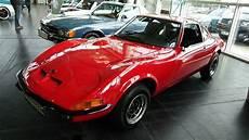 opel gt al 1973 opel gt 1900 al exterior and interior classic
