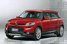 Fiat Neueste Modelle - fiat panda als kompakt suv autobild de