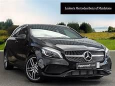 Mercedes A Class A 180 D Amg Line Premium Black