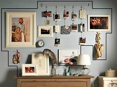 Fotos An Wand Ideen - decorating houses with gallery wall 18 gallery wall