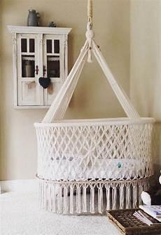 macrame hanging cradle hangahammock on etsy hanging crib diy crib hanging bassinet