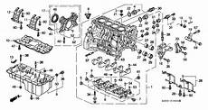 98 honda accord engine diagram 94109 14000 genuine honda washer drain 14mm