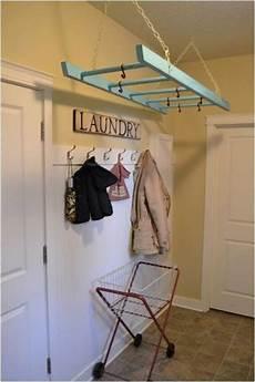 garderobe aus leitern die wohngalerie leitern zweckentfremden simple tipps zum