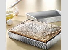 """9"""" X 13"""" RECTANGULAR CAKE PAN"""