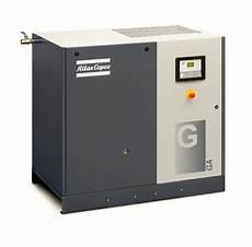 30 hp rotary air compressor atlas copco ga 22