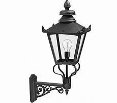 elstead grian victorian outside wall lantern black gb1black from easy lighting