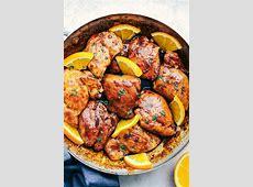 Make This Honey Orange Skillet Chicken for Dinner Tonight