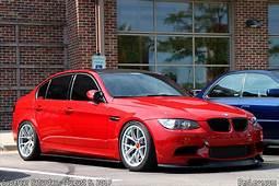 Red E90 BMW M3  BenLevycom