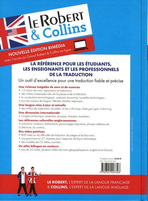 Anglais Francais