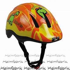 kinder helm fahrradhelm casco follow me dino