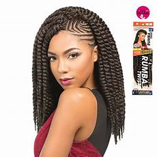crochet braids meches naturelles meches 224 tresser rumba twist collection