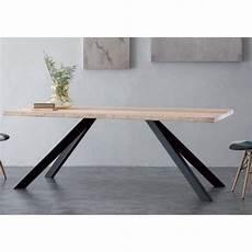 Tables Design Au Meilleur Prix Table Repas Bio Metal En