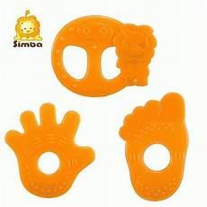 simba silicone teether orange simba food grade silicone teether orange fragrance just4bb com