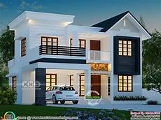 contemporary kerala style house plans 4 bhk 1763 square feet modern house plan kerala home