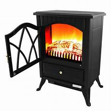 Indoor Heater Fireplace by Akdy 16 Inch Ak Os18d2p Bk Free Standing Electric