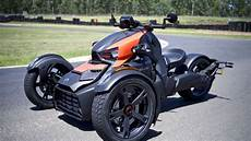 can am trike can am ryker trike review