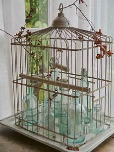 La Cage 224 Oiseaux D 233 Corative Tendance Shabby Chic