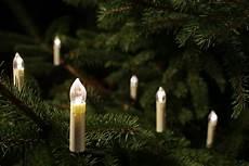 weihnachtsbaumbeleuchtung led weihnachtsbaumbeleuchtung led wei 223 e kerzen 20 stck