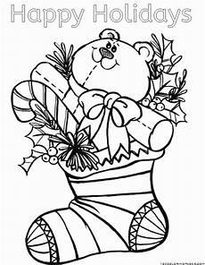 happy holidays drawing at getdrawings free