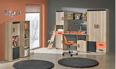 jugendzimmer komplett set f elsa farbe esche orange