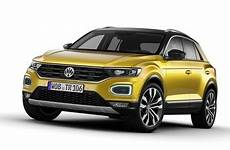 Official Vw T Roc Safety Rating