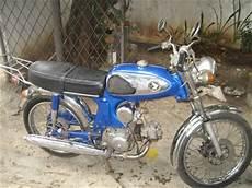 S90 Modif by Modifikasi Honda S90 1968 For Sale Info Foto Gambar