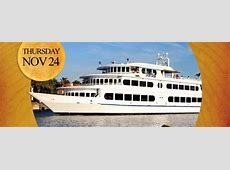 Yacht Starship's Thanksgiving Dinner Cruise, Tampa FL