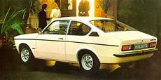 History Of The Opel Kadett C Opel Kadett C Club