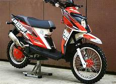 Modifikasi Motor X Ride 125 by Modifikasi Yamaha X Ride 125 Touring Yamaha Motor