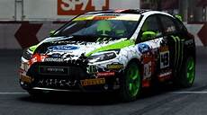 Ken Block 2012 Livery Mod For Ford Focus St Racedepartment