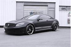 mercedes cl 500 2013 mercedes cl 500 black matte edition by