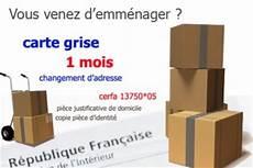 changement d adresse carte grise service carte grise changement d adresse