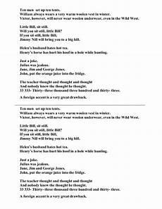worksheets free 18408 34 free tongue twisters worksheets