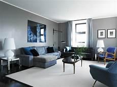 wohnzimmer inspiration in graunuancen innendesign