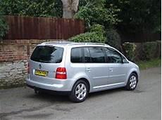 2004 Vw Touran Review Car Reviews By Car Enthusiast