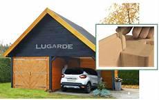 garage in holzständerbauweise garage in holzst 228 nderbauweise das ideale bausystem lugarde