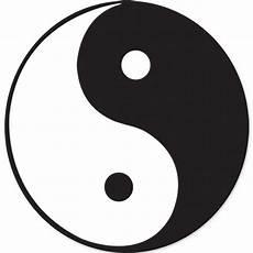 Yin Yang Symbol Cutout 13 1 2in City Canada
