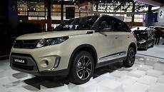 The All New Suzuki Vitara Makes Appearance At