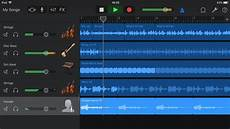 garage band how to edit songs and tracks in garageband for