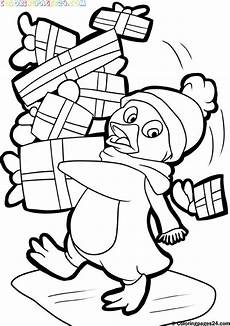 free printables santa and themed coloring pages