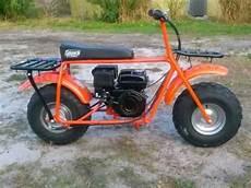 coleman ct200u road mini bike