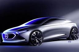 The Mercedes Benz Concept EQA Will Electrify Show