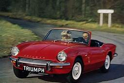 Triumph Spitfire  Classic Car Review Honest John