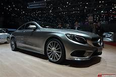 Geneva 2014 Mercedes S 500 Coupe Gtspirit