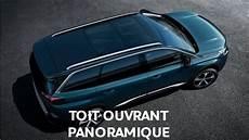 Toit Ouvrant Panoramique Nouveau Suv Peugeot 5008